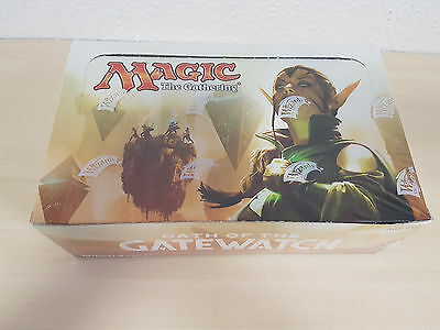 Magic the Gathering - Oath of the Gatewatch - Booster Display (36 St) - OVP