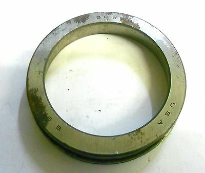 """Bower Roller Bearing Cup, 28315-B, 3.1496"""" Od"""