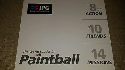 ipg paintball with no expire date