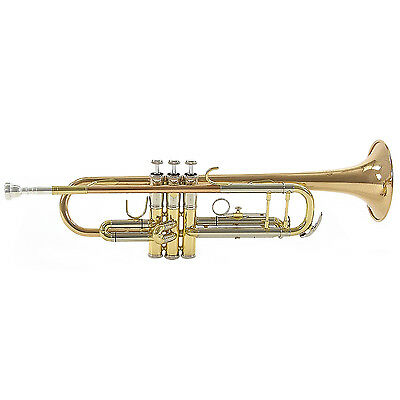 New Coppergate Intermediate Bb Trumpet with Hard Case, By Gear4music