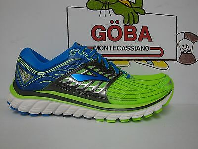 Brooks Glycerin 14 Men's Pianta Media Green Gecko