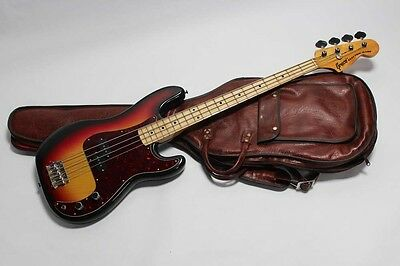 ** Greco Precision Bass Sunburst - Japan Vintage 70`s **