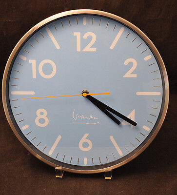 New in Box Michael Graves Witherspoon Wall Clock