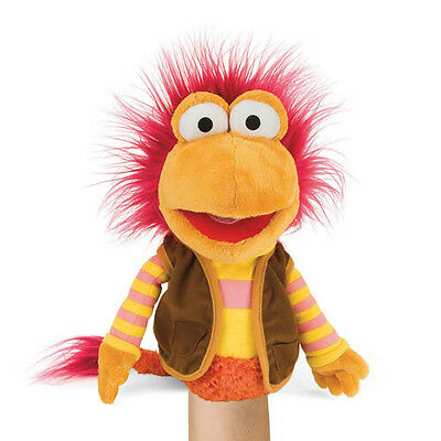 Plush Manhattan Toys Gobo Hand Puppet Fraggle Rock NEW