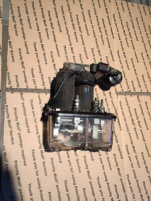 Vintage and Unusual General Railway Signal Type K Light Device Relay 53000-124