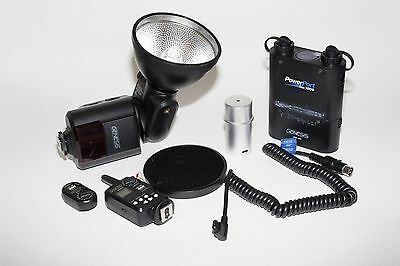 Calumet GF400 Flash Kit (Similar to Godox AD360)