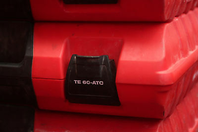 Hilti Te 1000 Avr Carry Case