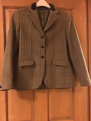 "Showing Selection 33"" Maids Tweed Show Jacket"