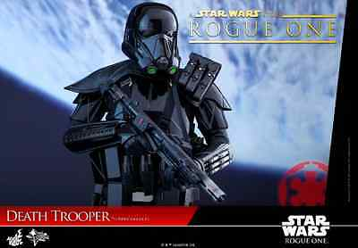 Star Wars : Rogue One '040'  -- Death Trooper  (Action Figure / Hot Toys)