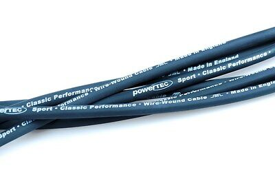 PowerTEC Classic Performance 8mm HT Leads Wires Cables BMW e23 e32 735i 745i M30