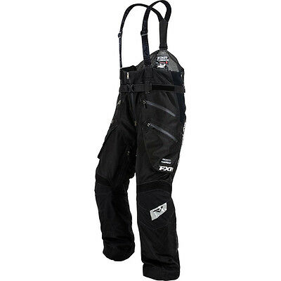 FXR Adrenaline Mens Snowmobile Snow Cold Weather Insulated Pants