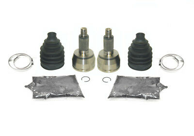 2011-2013 Polaris Ranger 800 4x4 / 6x6 UTV: Pair of Front Axle Outer Joint Kits