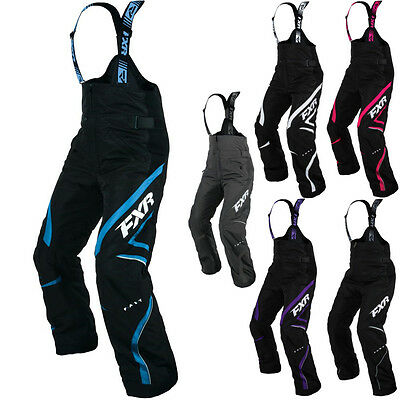 FXR Racing Team Womens Skiing Snowboard Sled Snowmobile Pant