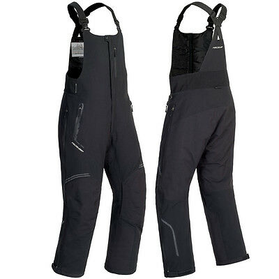 Fieldsheer Diamond Plate Mens Snowmobile Bibs