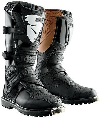 Thor Blitz ATV Boots Mens Adult Dirt Bike Off Road All Sizes Not MX Sole