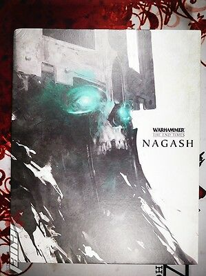 The End Times – Nagash (hardcover) [x1] Books [Warhammer] Good