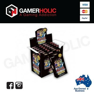 YuGiOh! Movie Pack Gold Edition Display Box Brand New IN STOCK