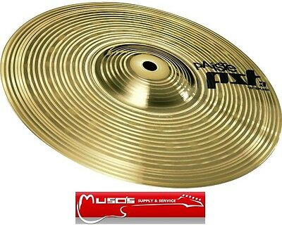 "Cymbal Paiste Sound Technology PST3 10"" Splash $99"