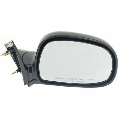 GMC Sonoma 1994-2004 New Set of 2 Manual Operate Door Mirror for Chevrolet S10 Car & Truck Exterior Mirrors