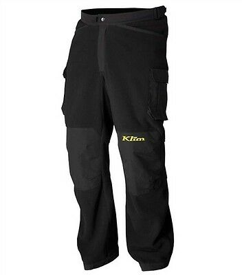 Klim Everest Mid-Layer Insulated Winter Sled Riding Gear Snowmobile Pants