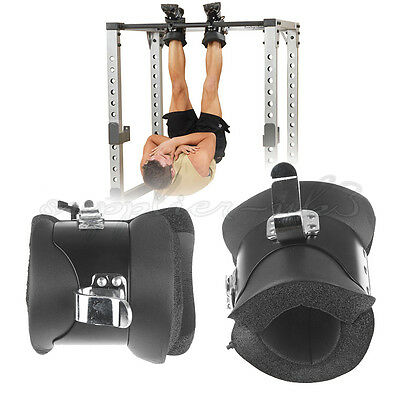 Inversion Gravity Boots Anti Shoes Abs Core Back Exercise Fitness Gym Training
