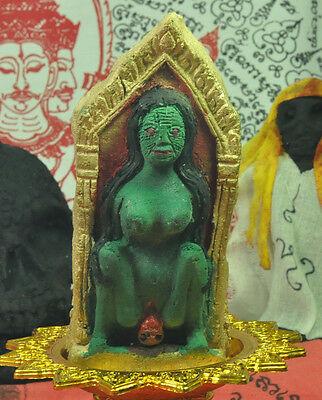 Scary Prai Ghost Khong river Thai witchcraft voodoo OCCULT SORCERY necromancer
