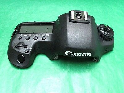 Canon EOS 5D S (R) Top Cover Unit. Used Canon Original Part, 100% working