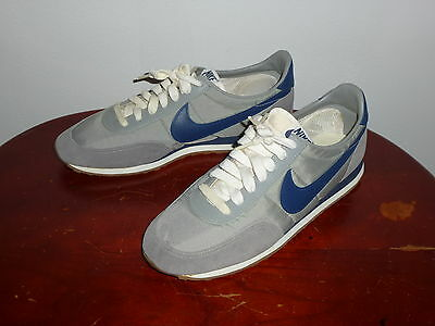 EXTREMELY RARE OG vintage 1982 NIKE DIABLO TRAINERS SHOES men's US 11 DEADSTOCK