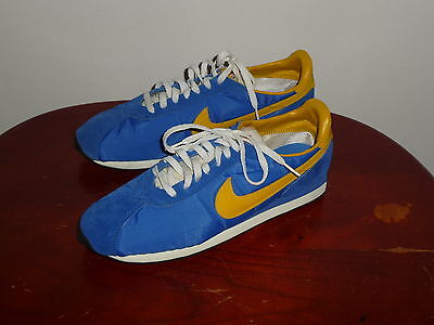 HTF RARE vintage 1991 NIKE WAFFLE TRAINERS SHOES Early Re-Issue MEN'S US 10.5