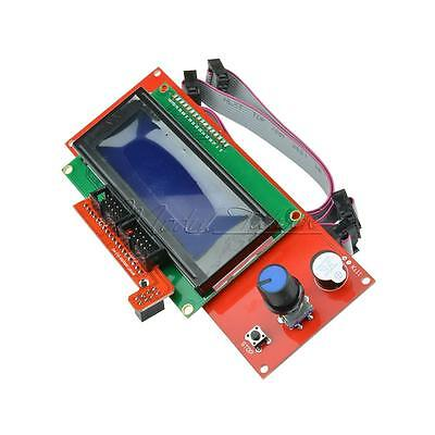 Smart LCD Screen 2004 Display Controller for RAMPS 1.4 3D Printer Electronic