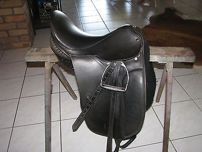 County Competitor Show Saddle