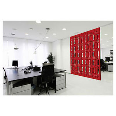 LARGE DECORATIVE PRIVACY SCREEN WALL FEATURE outdoor HALO 2700X1200