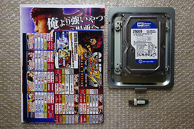 """Super Street Fighter 4 Arcade Edition """"Special Price"""" Taito Type X2 Arcade Japan"""
