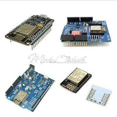 WeMos D1 CH340  ESP8266 ESP-12E CP2102 WiFi Development Board Shield Adapter New