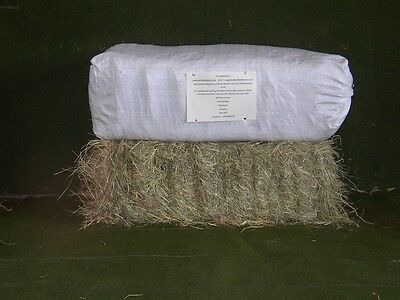 Pet Bedding 20Kg Quailty soft Sweet Meadow Hay Bale Rabbit Guinea pig Delivered