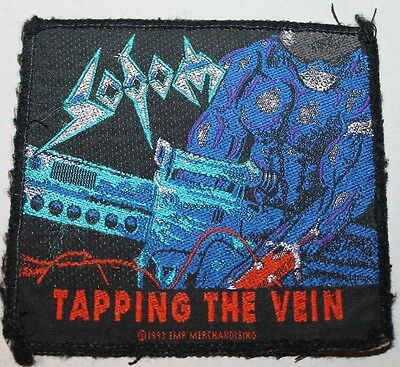 Sodom , Tapping the Vein Patch, 1993, rar, rare