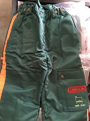Oregon Class A Protective Chain Saw Trousers,