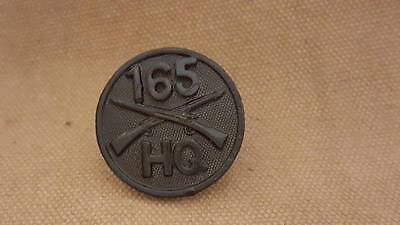 WWI HQ. CO. 165th Infantry, 42nd Rainbow Division/ Old NY Fighting 69th Infantry