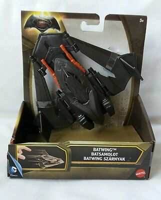 Batman Batwing Plane Vehicle Batman Vs Superman Brand New From Mattel