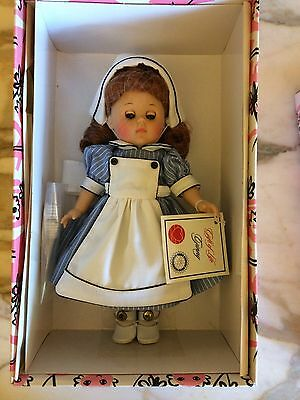 Ginny Gift of Life Nurse Doll 8 inch New in Box