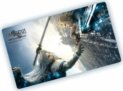 Final Fantasy TCG - Cloud/Sephiroth Play Mat x 4