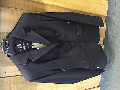 Equiline women's Hayley Competition jacket blue- size 10