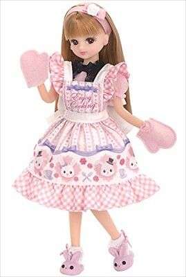 Takara Tomy Licca Doll LW-06 Apron Set  doll not included  Japan with Tracking