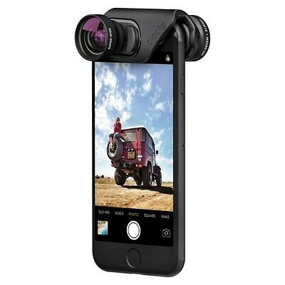 Olloclip Core Lens Kit for iPhone 7/7s - Improve your Phone Images!!