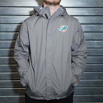New Era NFL Miami Dolphins Windbreaker Jacket