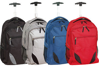 Rucksack Trolley Trolly Koffer Reisetasche Boardcase f. Laptop Notebook Trailer