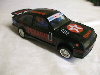 Scalextric Car Ford Sierra With Working Lights