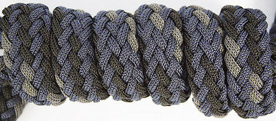 PFIFF Leadrope | Dark Blue - Lead Rope - Horse Accessories with Clip