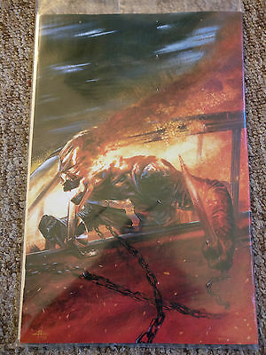 NOW GHOST RIDER #1 DELL'OTTO VIRGIN Variant Marvel 1st Print New NM Run of 500
