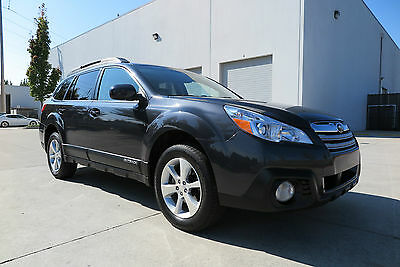 2013 Subaru Outback 2.5i Limited with Winter Package 2013 Subaru Outback 2.5i Limited with Navigation, Leather, Sunroof, 24k miles!